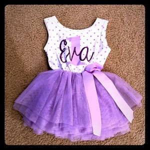 "Other - Baby girl dress ""Eva 1 year old"""
